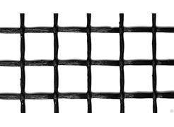 Сетка базальтовая кладочная для армирования Гридекс, ячейка 25х25мм