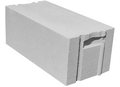 Газобетонный стеновой блок Б4 D600 B2.5