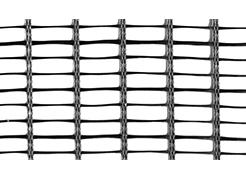 Сетка базальтовая кладочная для армирования Гридекс, ячейка 25х8мм