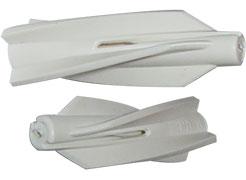 Пластиковый (нейлоновый) дюбель для газобетона